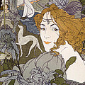 The Return by Georges de Feure
