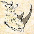 The Rhino by William Depaula