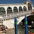 The Rialto Bridge Of Venice by Doug Davidson