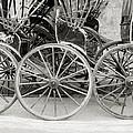 The Rickshaws by Shaun Higson