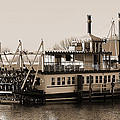 The River Lady Toms River New Jersey by Terry DeLuco