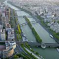 The River Seine by Deborah Smolinske