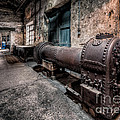 The Riveted Boiler by Adrian Evans