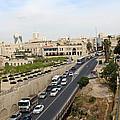 The Road To Bethlehem by Munir Alawi