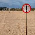 The Road To Omey Island by Joe Cashin
