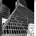 The Rock Hall Cleveland by Kenneth Krolikowski