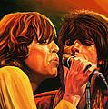 The Rolling Stones by Paul Meijering