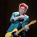 The Rolling Stones Perform At The 02 by Neil Lupin