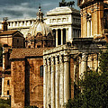 The Roman Forum 2 by Mike Nellums