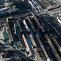 The Rooftops Of Arcelormittal Dofasco by Urbanmoon Photography