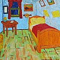 The Room Of Vincent Van Gogh Interpretation by Patricia Awapara