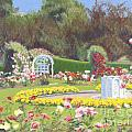 The Rose Garden by Candace Lovely