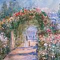 The Rose Garden by Malcolm Mason