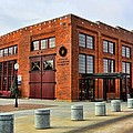 The Roundhouse Evanston Wyoming - 1 by Ely Arsha