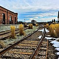 The Roundhouse Evanston Wyoming - 5 by Ely Arsha