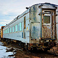 The Roundhouse Evanston Wyoming Dining Car - 1 by Ely Arsha