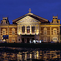 The Royal Concertgebouw In Amsterdam by Juergen Roth