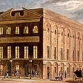 The Royal Couborg Theatre, 1826 by Daniel Havell