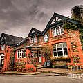 The Royal Oak At Dunsford by Rob Hawkins
