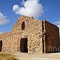 The Ruin Of Takht I Soleiman In Iran by Robert Preston