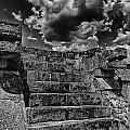 The Ruins Of Chichen Itza V2 by Douglas Barnard