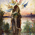 The Sacred Elephant by Gustave Moreau