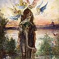 The Sacred Elephant by Gustave Moreau
