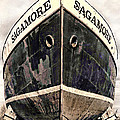 The Sagamore Dry Dock by Deena Athans