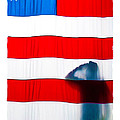 American Flag Salute by Sharon Eisenzopf