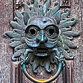 The Sanctuary Knocker by David Pringle