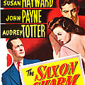 The Saxon Charm, Us Poster, From Left by Everett