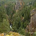 The Scenic Cheakamus River Gorge by Adam Jewell
