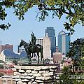 The Scout Kansas City Missouri by Bill Cobb