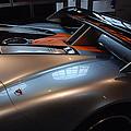 The Sculptured Rear 918 R S R by John Schneider