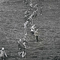 The Search For Bodies On The Moors Goes On by Retro Images Archive