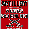 The Second Artillery Needs 200 Real Men by War Is Hell Store
