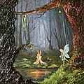 The Secret Forest by Jean Walker