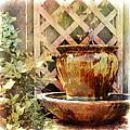 The Secret Fountain by Julia Springer