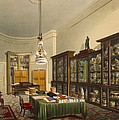 The Secretarys Room, Apsley House by Thomas Shotter Boys