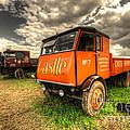 The Sentinel Wagon  by Rob Hawkins