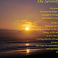 The Serenity Prayer by Tikvah's Hope