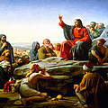 The Sermon On The Mount  by Don Kuing