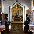 The Serra Cenotaph In Carmel Mission by RicardMN Photography