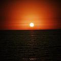 The Setting Sun by Natasha Marco