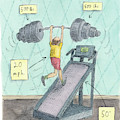 The Seven Second Workout by Roz Chast