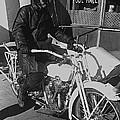 The Shadow Of The Eagle Homage 1932 Jack Wilson Stuntman Globe Arizona 1969 by David Lee Guss