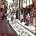 The Shambles York by Joan-Violet Stretch