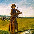The Shepherd by Henryk Gorecki
