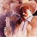 The Sheriff  by John  Svenson