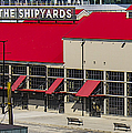 The Shipyards In Vancouver by Ben and Raisa Gertsberg